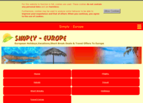 simply-europe.co.uk