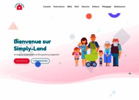simply-land.com