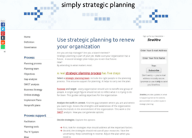 simply-strategic-planning.com