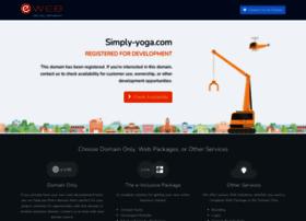 simply-yoga.com