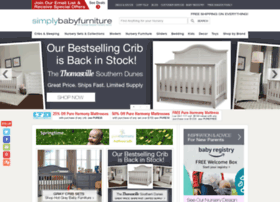 simplybabyfurniture.com
