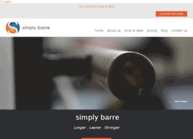 simplybarre.liveeditaurora.com