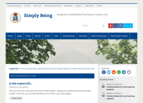 simplybeing.co.uk
