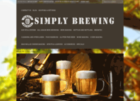 simplybrewing.co.nz