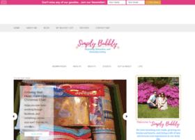 simplybubbly.com