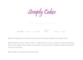 simplycakes.ca