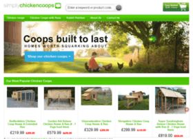 simplychickencoops.co.uk