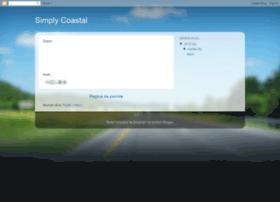 simplycoastal.blogspot.com