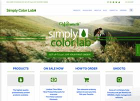 simplycolorlab.com