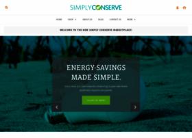 simplyconserve.com
