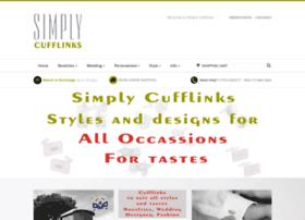 simplycufflinks.com