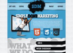 simplydonemarketing.com