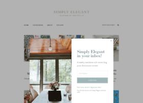 simplyelegantblog.com