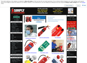 simplyextinguishers.co.uk