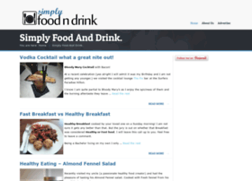 simplyfoodndrink.com