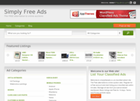 simplyfreeads.co.uk