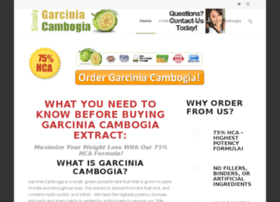 simplygarciniacambogia.com