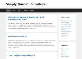 simplygardenfurniture.co.uk