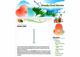 simplygoodmovies.blogspot.com
