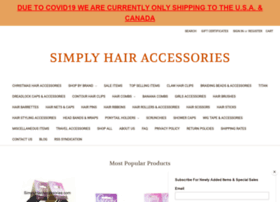 simplyhairaccessories.com
