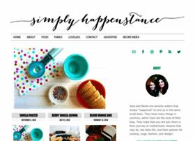 simplyhappenstance.com
