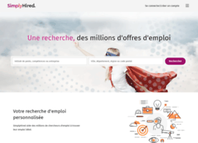 simplyhired.fr