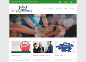 simplyhrandmore.com