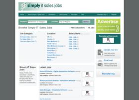 Simplyitsalesjobs.co.uk