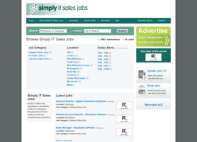 simplyitsalesjobs.co.uk