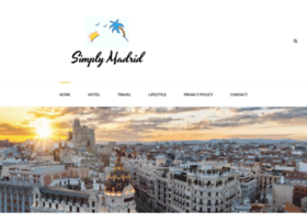 Simplymadrid.org