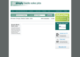 Simplymediasalesjobs.co.uk