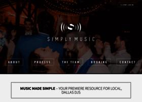 simplymusicevents.com