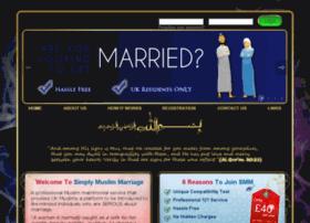 simplymuslimmarriage.com