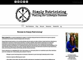 simplynutricising.com