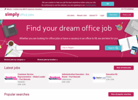 simplyofficejobs.co.uk