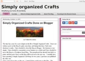 simplyorganizedcrafts.blogspot.com