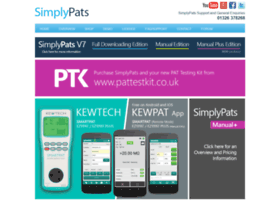 simplypats.co.uk