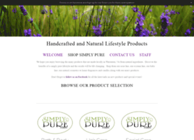 simplypureproducts.com