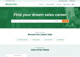 simplysalesjobs.co.uk