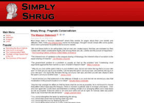 simplyshrug.com