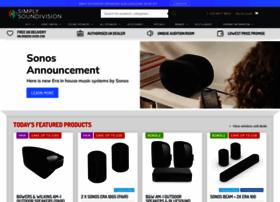simplysoundandvision.co.uk