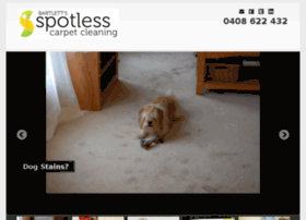 simplyspotlesscarpetcleaning.com.au