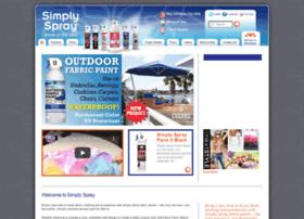 simplyspray.com
