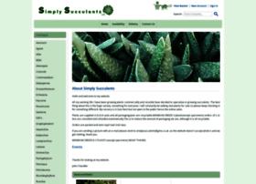 simplysucculents.co.uk