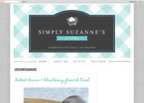 Simplysuzannes.blogspot.com