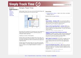 simplytracktime.com