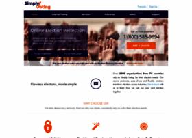 simplyvoting.com