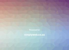 simplyweb.co.za