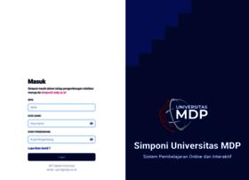 simponi.mdp.ac.id