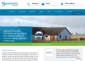 simpsonoils.co.uk